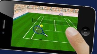 Screenshot of Hit Tennis 21