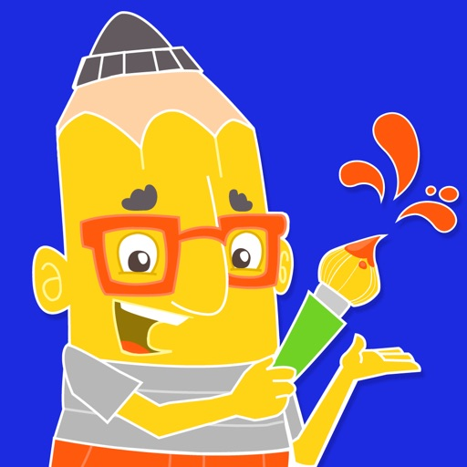 一起画画吧! – 为儿童设计的创意 app