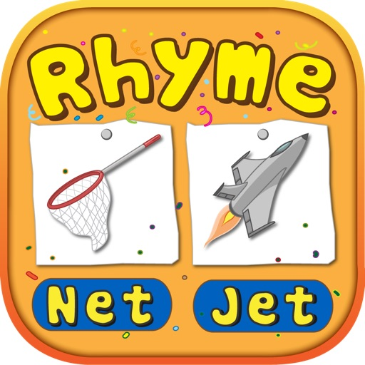 Bud's Rhyming Words - Kids learn word families, CVC, short & long vowel words
