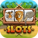 777 African Safari Slots - Fun Slot Game with Casino Betting and Lucky Win Streaks icon