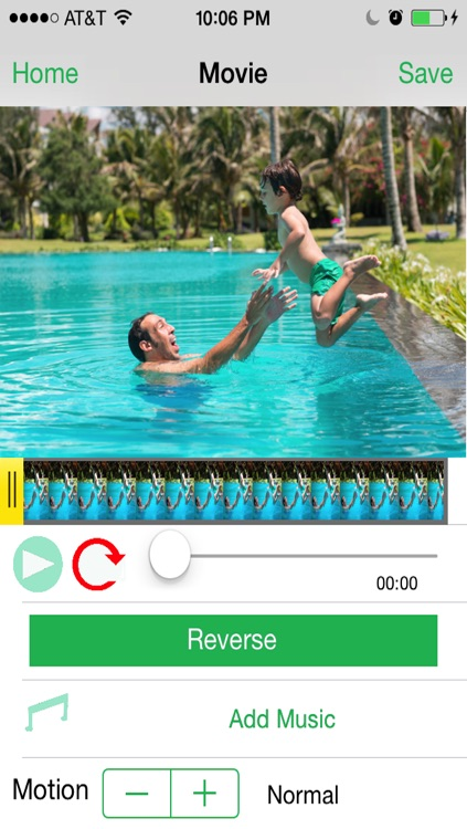 Reverse Video - Backwards Movie Cam by OpenThink Developers Inc