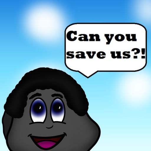 Save the Rockadoos! iOS App