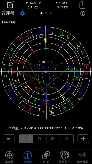 星座占卜大师专业占星解析版HD截图1
