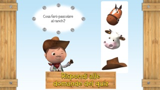 Screenshot of Il cow-boy - Piccolo Eroe3