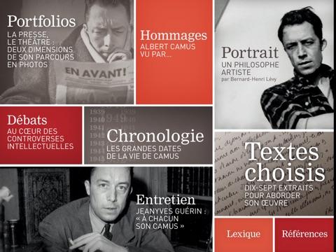 Camus, La révolte et la liberté screenshot 2
