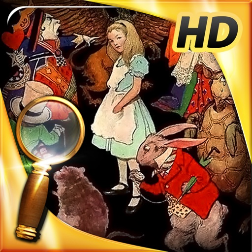 Alice in Wonderland (FULL) - Extended Edition - A Hidden Object Adventure iOS App