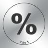 Calculadora de Porcentajes - 7 in 1 Percentage Calculators