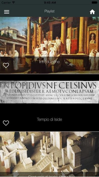 Screenshot of Egitto - Pompei2