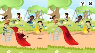 Actif! Jeu de l'aire de jeux pour enfants et amis pour apprendreCapture d'écran de 1