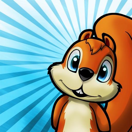 松鼠与坚果:Nuts!™【3D跑酷】