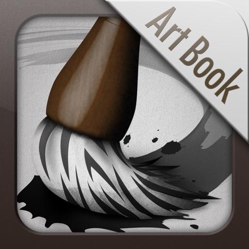 禅宗画笔:Zen Brush Art Book