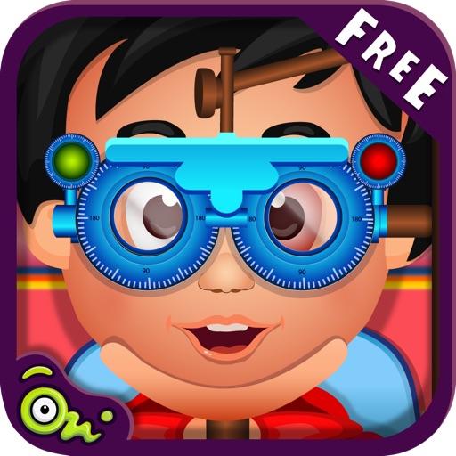 Baby Eye Doctor - Free Kids Fun Game iOS App