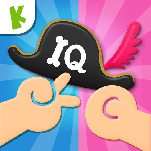 Preschoolers Interactive Educational Quiz - 2 Player Game iOS App
