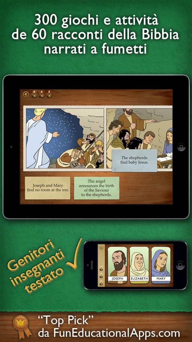 Screenshot of I Giochi della Bibbia Premium – Con attività per la famiglia e la scuola ( bambini oltre 7 anni )2