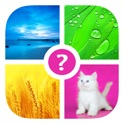 Words & Pics ~ Free Photo Quiz. What's the word? icon