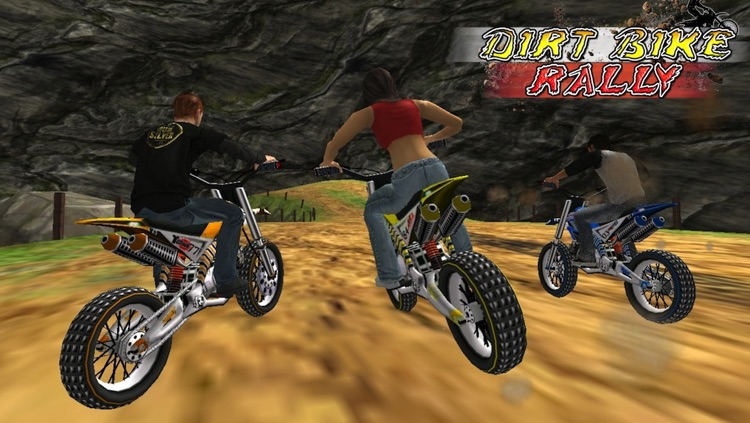 Dirt Bike Rally By Free 3d Car Racing Games By Top Free 3d Car