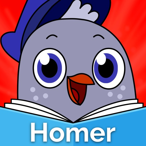 Homer - #1 Learn to Read Program:  Educational Games, Stories and Songs