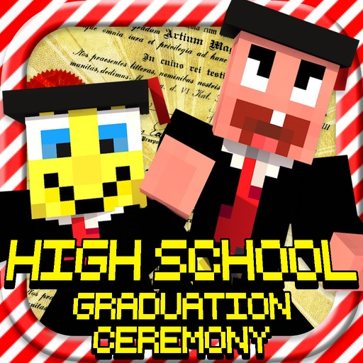 HIGH SCHOOL - GRADUATION CEREMONY: Build Mini Block Game with Multiplayer