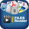Docs Reader for Adobe Pdf Acrobat , for Microsoft Xls Ppt & Winzip Upload