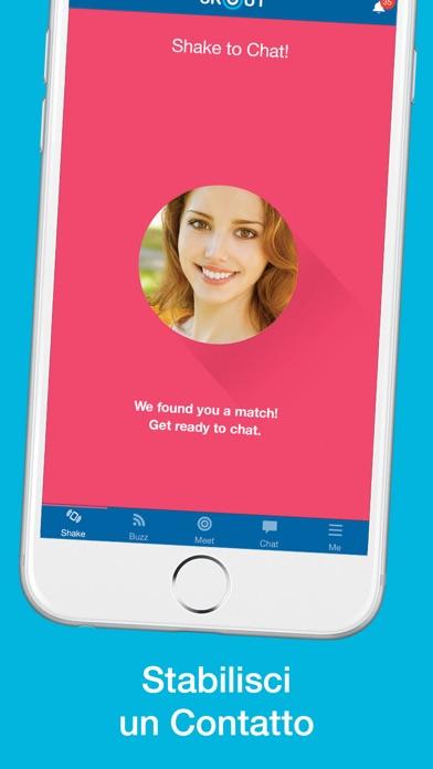 Screenshot of Skout - Incontri, Chat, Amici4