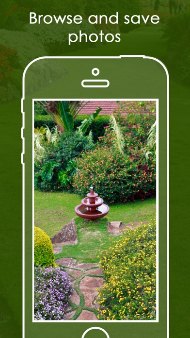 1000 yard garden landscaping design ideas app download for Garden design ideas app