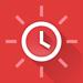 Red Clock - reloj de alarma sencilla