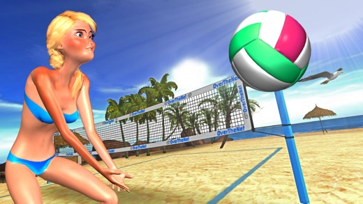 Beach Volley 2016 Over The Net Screenshot