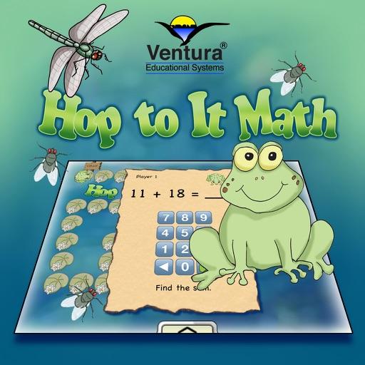 Hop To It Math iOS App