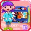 Alice's Adventures Dress up - Educational Free kids App Games alice