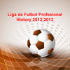 Football Scores Spanish 2012-2013 Standing Video of goals Lineups Scorers Teams info