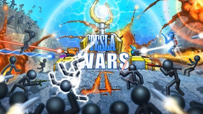 Screenshot #6 for Tesla Wars - II