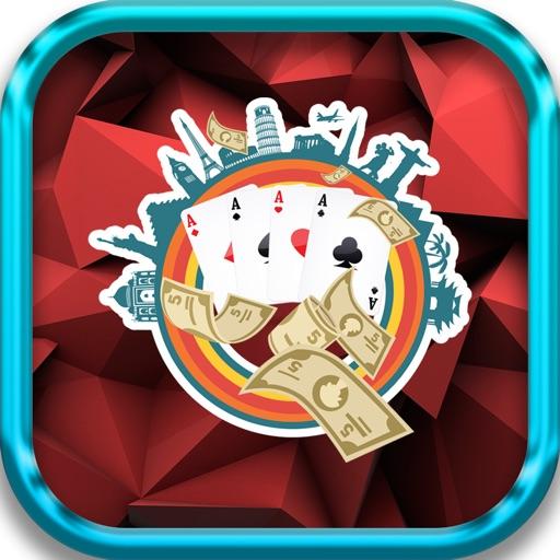 Atlantis 777 Slotica BigWin Best Money iOS App