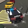Città Scuola di polizia Scuola guida 3D Simulazione - Pulire Estremo Parcheggio Test