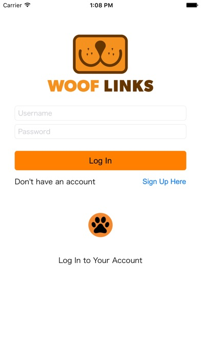 WoofLinks Screenshot