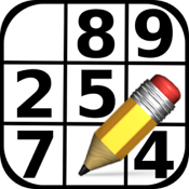 FREE Sudoku Pen & Paper Book with 200,000 Puzzles! icon