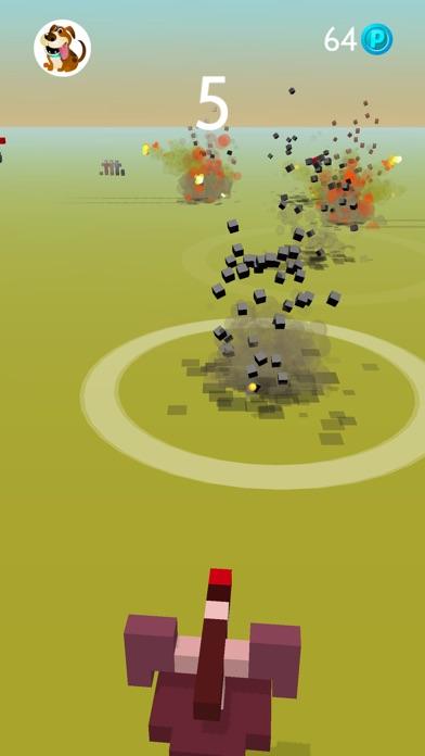 Chunky Tanks Screenshot