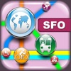 San Francisco Maps - Download Muni Maps and Tourist Guides. app free for iPhone/iPad
