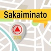 Sakaiminato Оффлайн Карта Навигатор и руководство