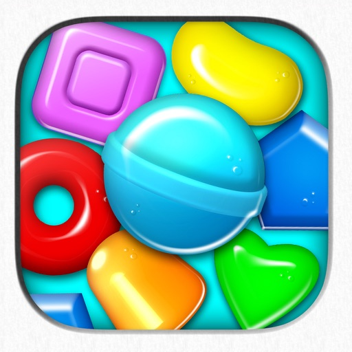 Hard Candy Smash:fun game to play iOS App