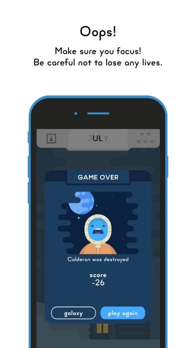 Word Planet Game Screenshot