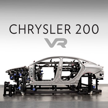 Chrysler 200 VR for iPhone