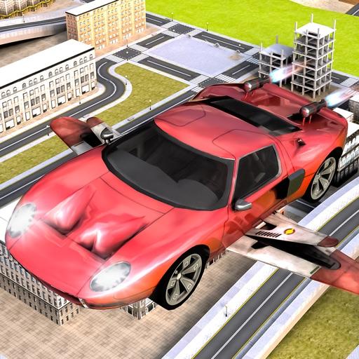 Flappy Flying Car Demolition n Furious Racing iOS App