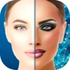 MakeUp Beauty Studio Editor – Glam Face Makeover with New Lipstick and EyeShadow Photo Stickers