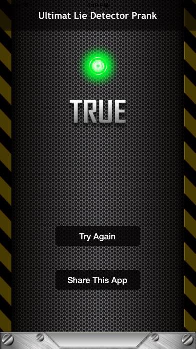Ultimate Lie Detector Prank - Lie Detector screenshot three