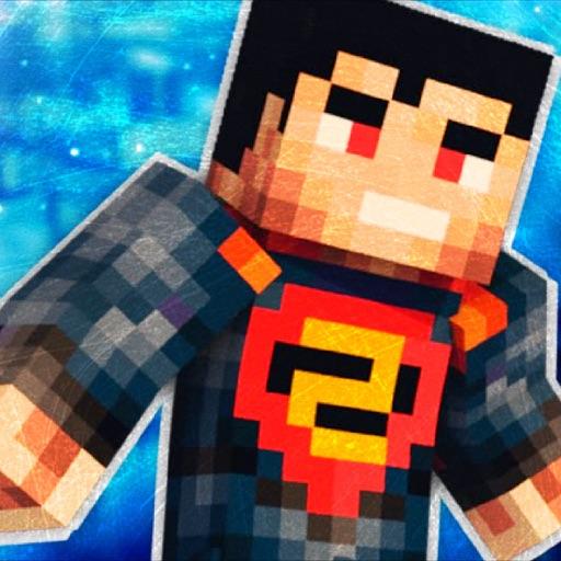 Super Hero Mod iOS App