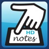 Smart Writing Tool - 7notes HD (AppStore Link)