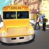 Urban City Schoolbus Driver 3D - Transport Student In Hill Climbing Bus Driving Simulator transport urban bucuresti