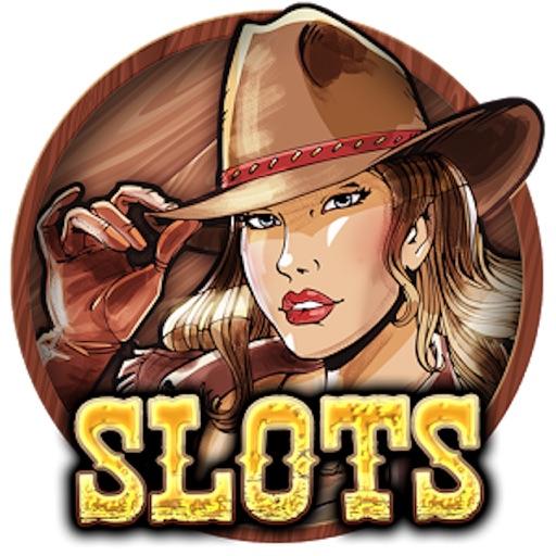 Máy đánh bạc cao bồi miền tây iOS App