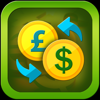 Currency Converter :  Converter and Money Calculator with Exchange Rates.  Convert Pound, Dollor, Euro