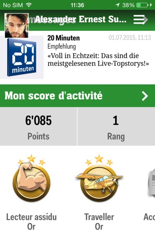20 minutes (CH) screenshot 4